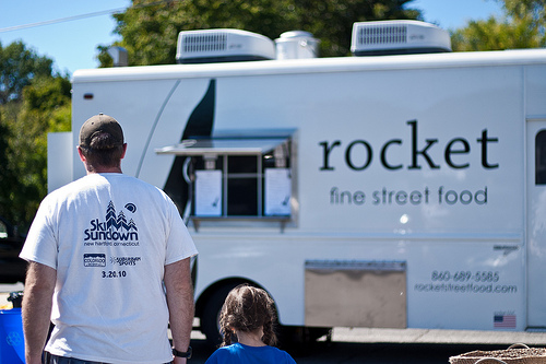 Rocket Fine Street Food - poetinthepantry.com