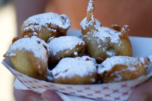 fried Oreos