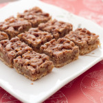 Maple-Pecan Pie Bars