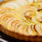 alsatian apple tart