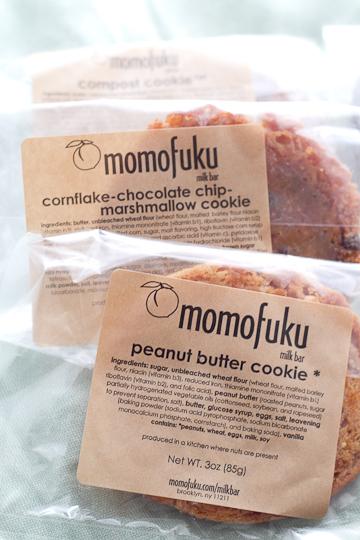 Momofuku Milk