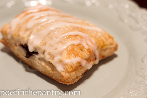 Thin Mints Strudels