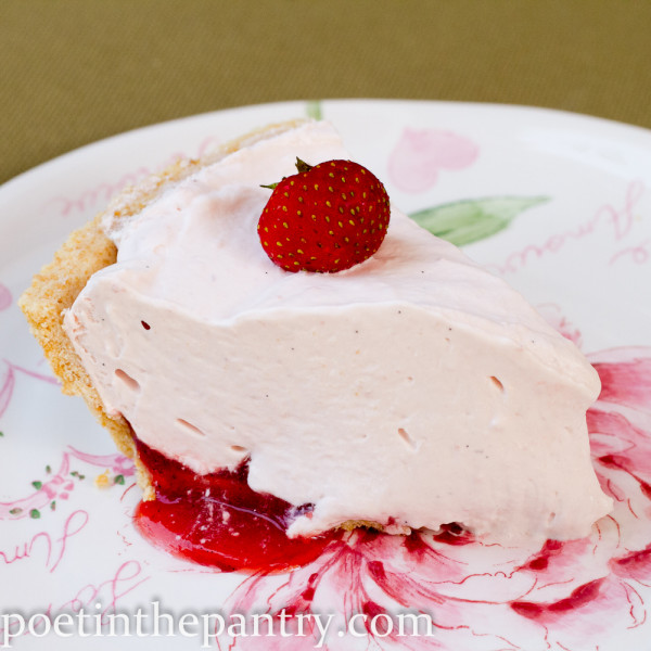 Strawberry Cheesepie