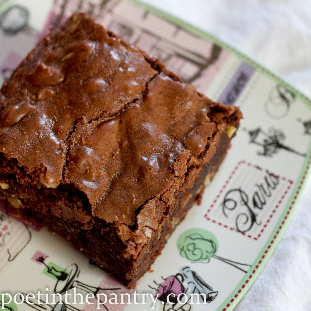 Bakery Style Chewy Brownies   Brownies to Heal The Soul