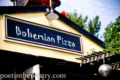 Bohemian Pizza exterior