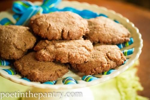 crumb cake cookies