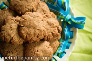coffee cake cookies
