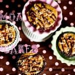 four samoa cupcakes
