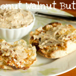 coconut walnut butter
