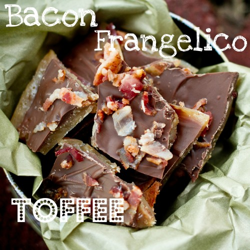 bacon frangelico toffee