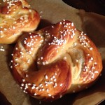 sweet pretzels