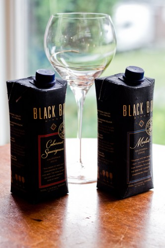 Black Box Wines - poet in the pantry
