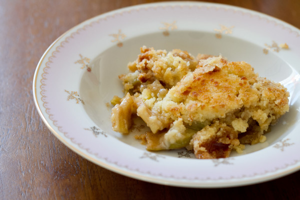 Dutch Apple Crumble