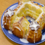 Coconut and Rum Bundt Cake