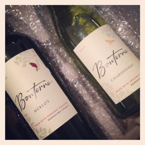 Bonterra Organic Wines - poet in the pantry