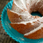 almond clementine bundt cake - poet in the pantry