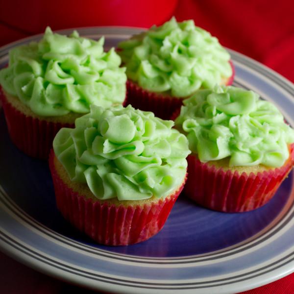 Fancier Cupcakes