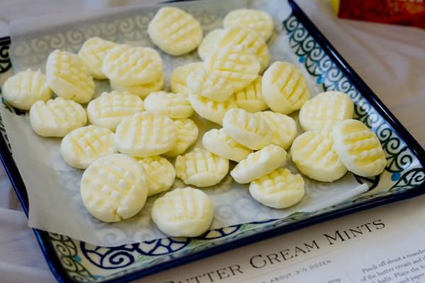 Butter Cream Mints