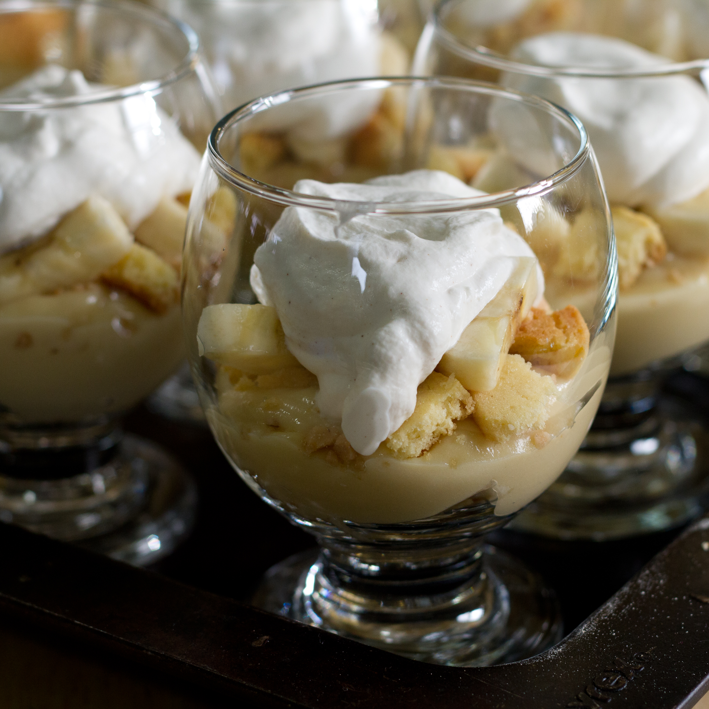 Banana Toffee Pudding