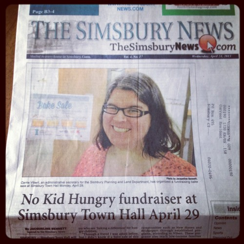 Simsbury News headline