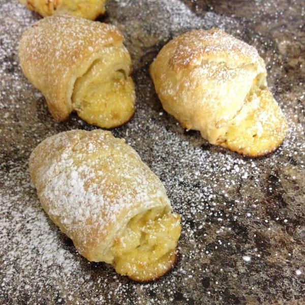 sfogliatelle pastry