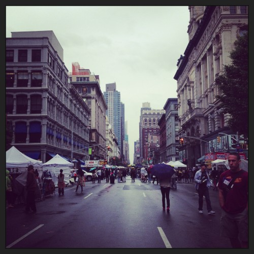 street fair new york