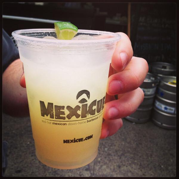 Mexicue Mad. Sq. Eats