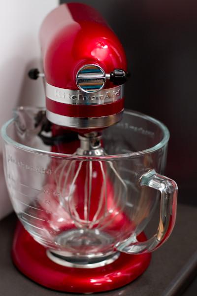 Gorgeous KitchenAid mixer