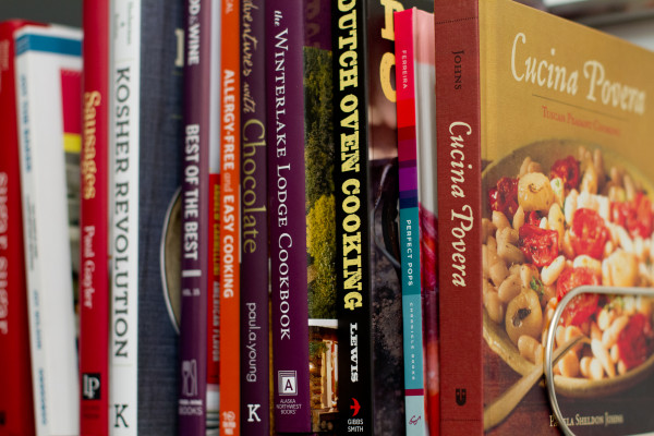 Cookbooks at The Daily Meal