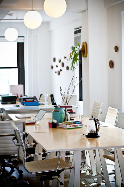 Food52 work space
