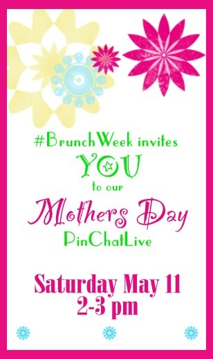 PinChatLive #BrunchWeek