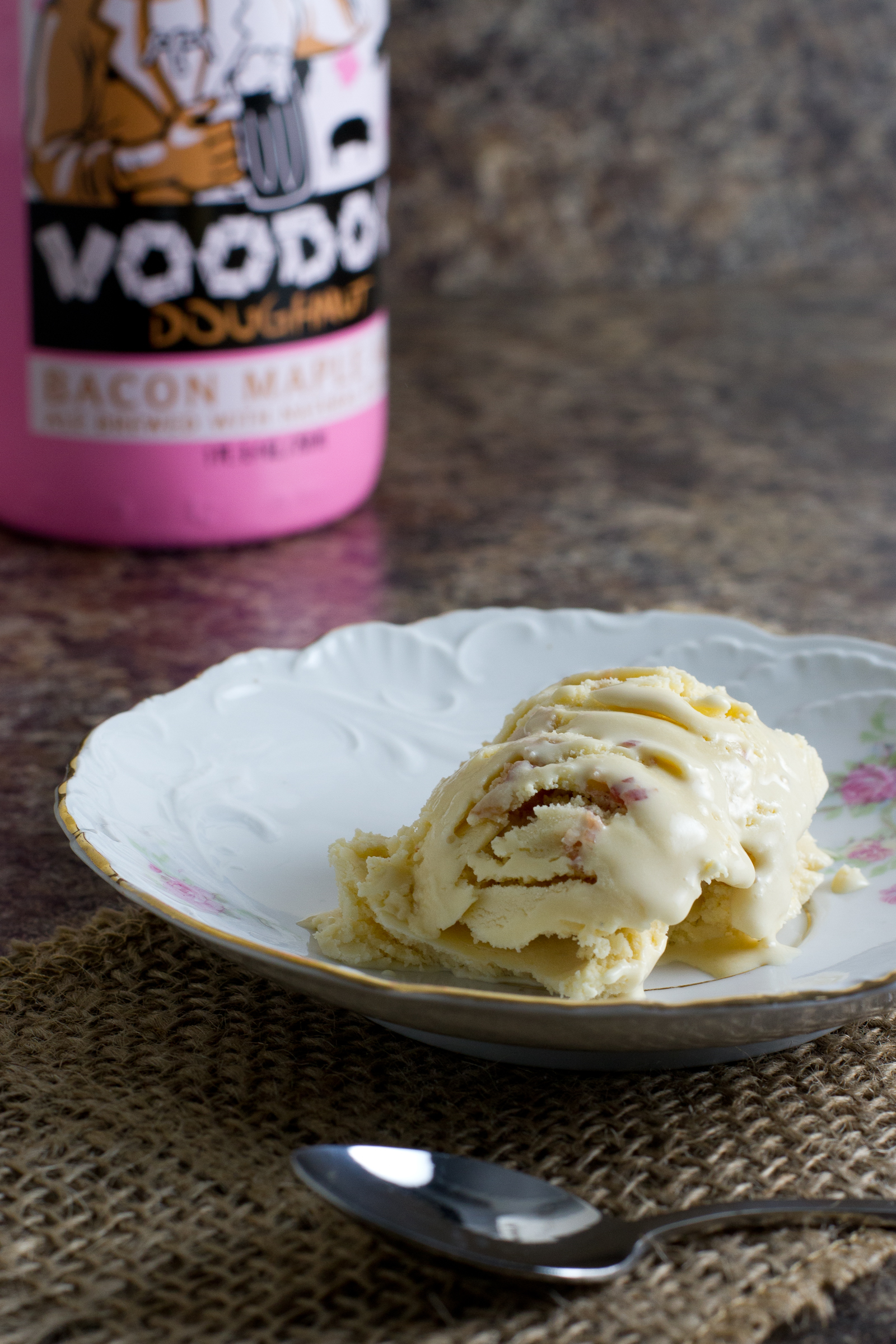 Bacon Maple Ale Ice Cream