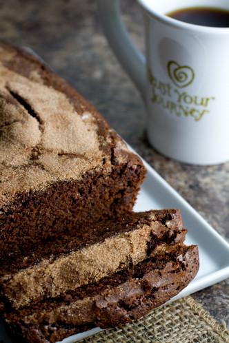 Chocolate Cinnamon Bread
