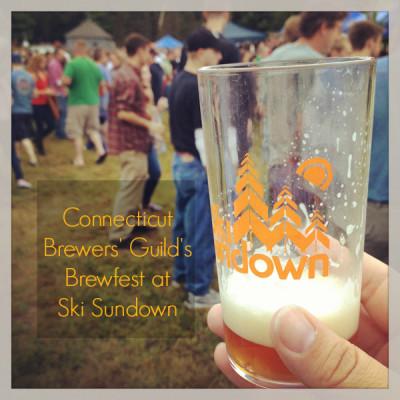 CT Brewers's Guild's Brewfest at Ski Sundown