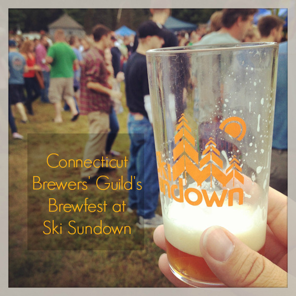 CT Brewers's Guild's Brewfest at Ski Sundown