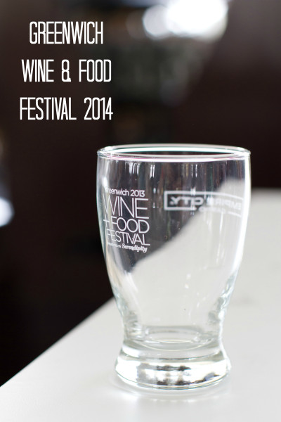 Greenwich Wine + Food Festival 2013 - poet in the pantry