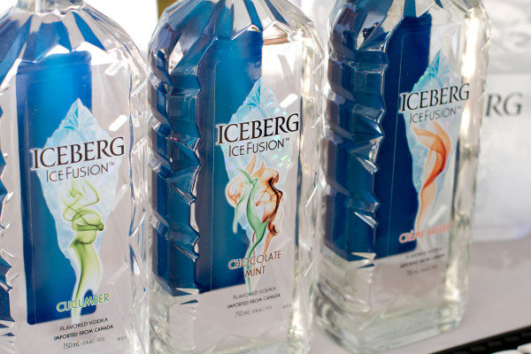Iceberg Vodka at Greenwich Wine + Food Festival 2013