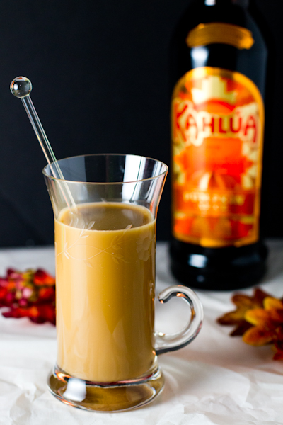 Pumpkin Spice Hazelnut Coffee - poet in the pantry