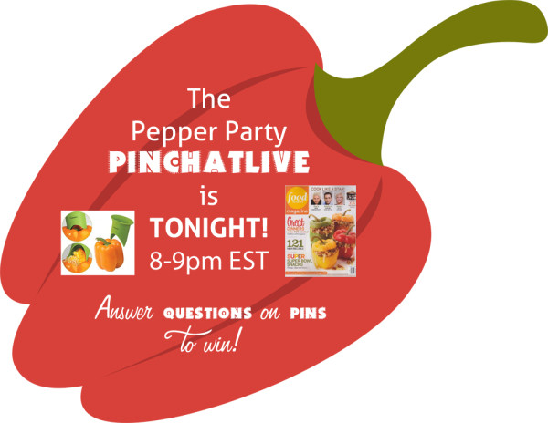 #PepperParty PinChatLive