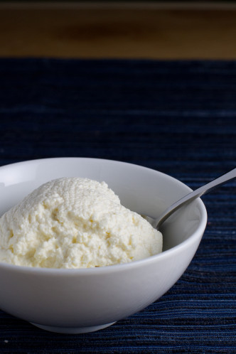 Homemade Ricotta(eque) Cheese