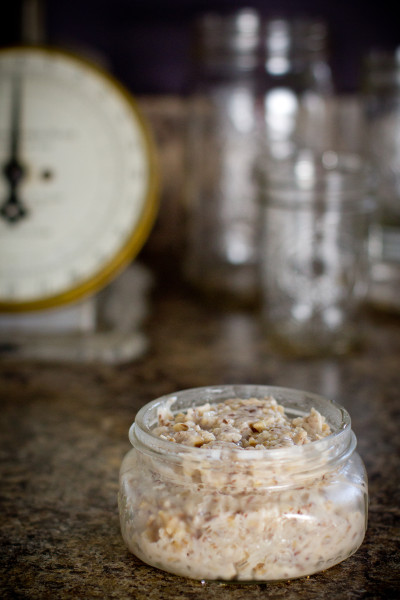 Coconut Pecan Overnight Oats