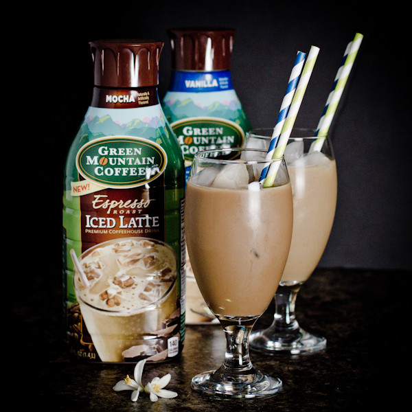 Green Mountain Coffee® Espresso Roast Iced Latte #GMIcedLatte