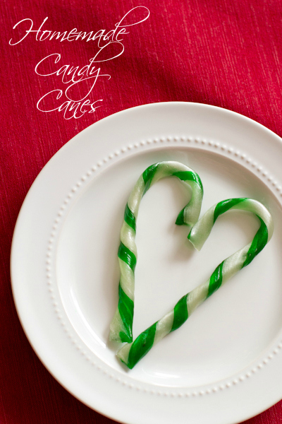 #FirstOnTheFirst: Homemade Candy Canes