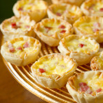 Mini Quiche Bites