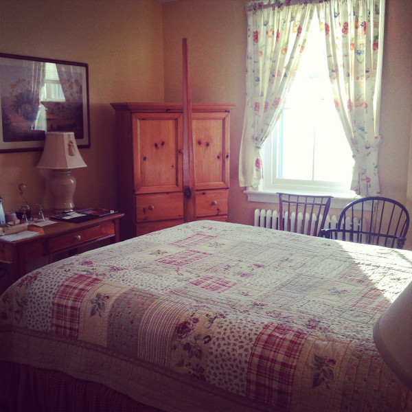 Beekman Arms Inn room 36