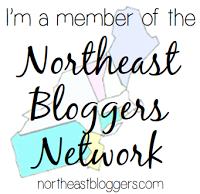Northeast Bloggers Member Button
