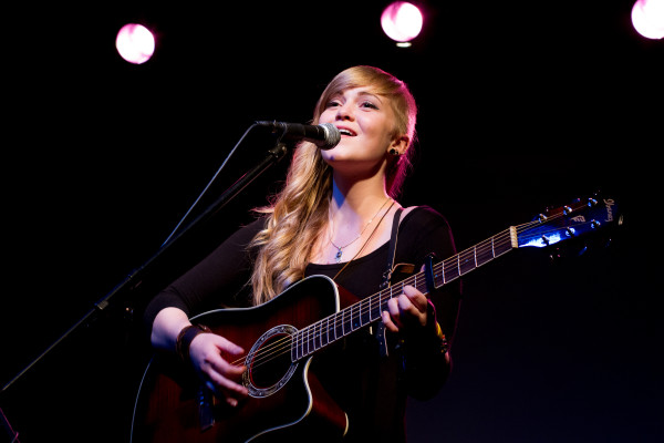 Julia Autumn Ford at The Desultory Theatre Club