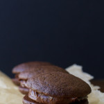 mocha whoopie pies - poet in the pantry