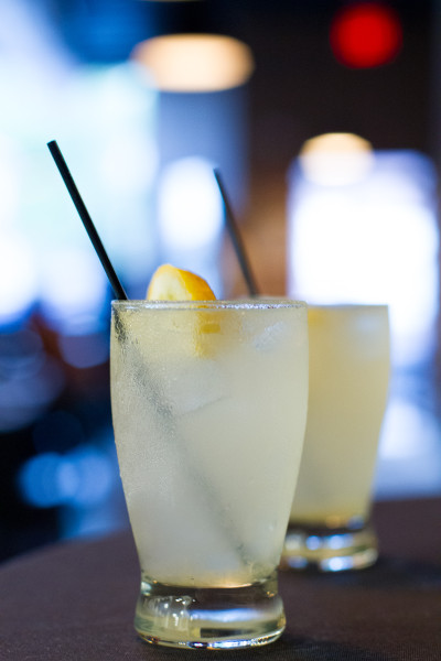 Ultimate Citrus Fizz Brownstone Cafe West Hartford Connecticut - poet in the pantry