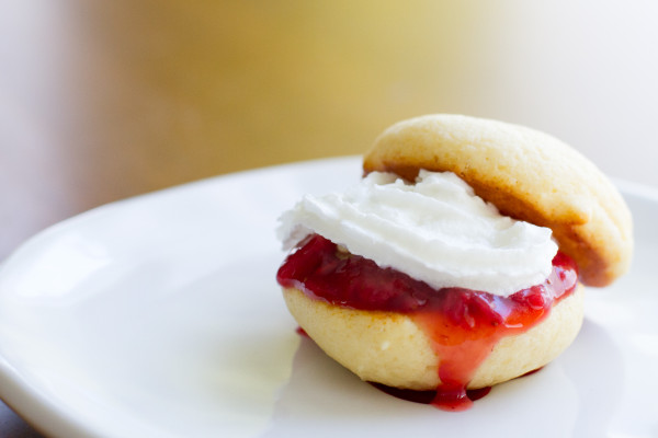 Strawberry Shortcake Whoopie Pies - poet in the pantry